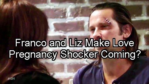 General Hospital Spoilers: Franco and Liz Make Love - Baby Shocker Shakes Up Port Charles
