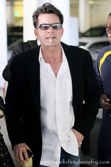Canadians: Hide Your Daughters, Lock Your Doors - Charlie Sheen Is In Town