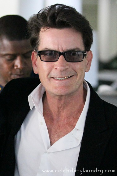 Charlie Sheen Has To Pass Psych Exam Before Seeing His Twins