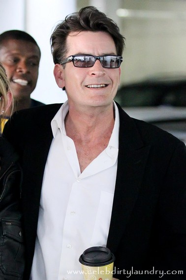 Charlie Sheen May Be Winning But He Is Also Getting Sued