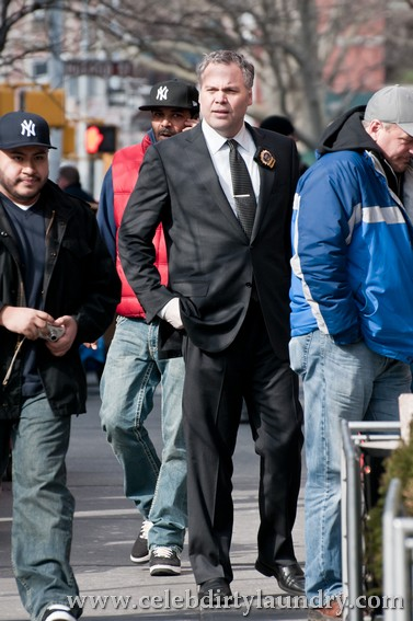 Vincent-D-onofrio-filming-law-and-order