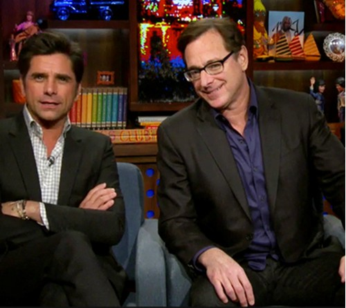 John Stamos Reveals Full House Reunion, Admits There Will Be A 'Twist'
