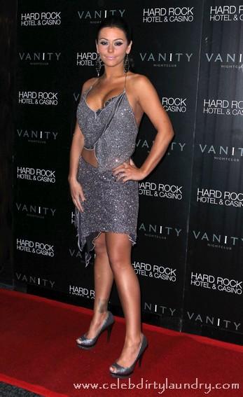 Jenni JWoww Farley Celebrates Her Birthday In Las Vegas