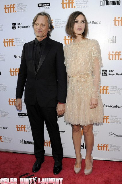 Keira Knightley & Viggo Mortensen 'A Dangerous Method' premiere at TIFF - Photos