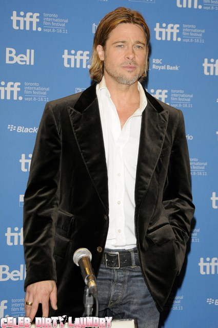Brad Pitt At The 36th Annual Toronto International Film Festival - Photos