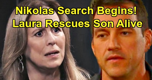 General Hospital Spoilers: Laura's Fierce Fight to Save Nik Brings Long-Awaited Return - Curtis & Spencer Discovery Fallout