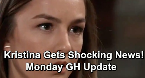 General Hospital Spoilers: Monday, May 6 Update – Kristina Hears Shocking Shiloh News – Peter Cursed by Faison - Robert's Date