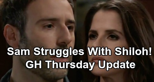 General Hospital Spoilers: Thursday, April 18 Update – Carly's Emotions Erupt – Sam Struggles With Shiloh – Oscar's Surprise Favor