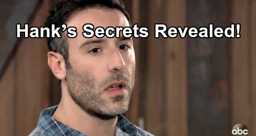 General Hospital Spoilers: Shady Hank's Secrets Revealed – Big Trouble for Curious Drew, Kim Caught in the Drama