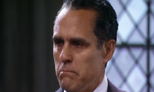 General Hospital Spoilers: Sonny Scrambles as He Solves Mike's Croton Puzzle – Cops Hot on the Trail, Dangerous Race to the Evidence
