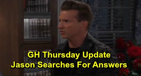 General Hospital Spoilers: Thursday, December 12 Update – Wounded Nelle Spins Vicious Ryan Story – Jason Seeks Answers – Dev Helps Joss