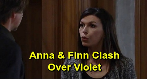 General Hospital Spoilers: Violet Parenting Crisis Hits Hard – Anna and Finn Clash Over What to Do, Hayden's Mess Gets Messier