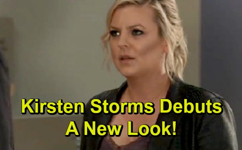 General Hospital Spoilers: Kirsten Storms Rocks New Hairstyle Thanks to Harper Barash – Proud Mom Shows Off Daughter's Braiding Skills