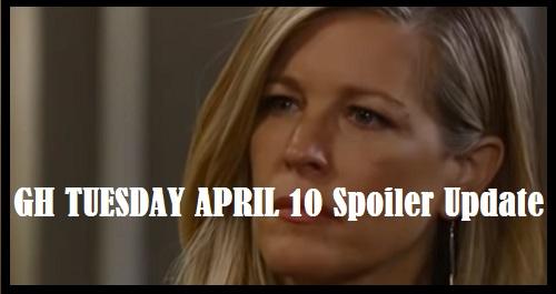 General Hospital Spoilers: Tuesday, April 10 Update – Drew's Heroic Rescue – Carly Blasts Sonny – Lulu's Shocker