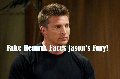General Hospital Spoilers: Fake Heinrik Faces Jason's Fury – Peter and Valentin's Imposter Scam Sparks Trouble
