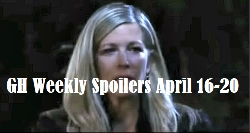 General Hospital Spoilers: Week of April 16-20 – Desperate Missions, Heated Battles and Unraveling Secrets
