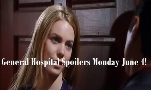 General Hospital Spoilers: Monday, June 4 – Peter Blasts Nina – Sonny Threatens Nelle – Drew Prepares for the Worst