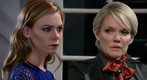 General Hospital Spoilers: Nelle Quits Crimson After Nina's Custody Betrayal – Blackmails Ava to Rehire Her at the Gallery?