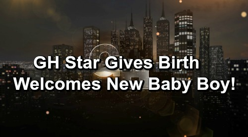 General Hospital Spoilers: GH Star Welcomes New Baby – Shares Sweet Message with Fans