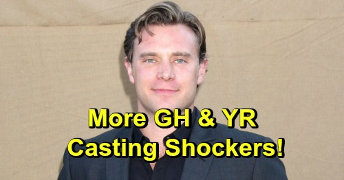 General Hospital Spoilers: More GH and Young and the Restless Casting Shockers Ahead – What's Next for Billy Miller and Drew?