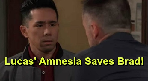 General Hospital Spoilers: Lucas' Amnesia Saves Brad from Exposure – Wakes Up with No Memory of 'Wiley' Confession?
