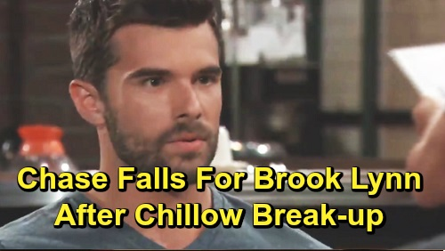 General Hospital Spoilers: Chase Falls for Brook Lynn After 'Chillow' Breakup – Willow Drawn to Michael, Chase Moves On?