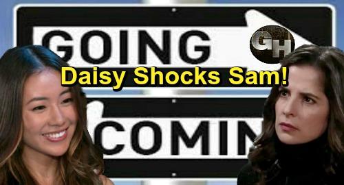 General Hospital Spoilers Comings And Goings Kelsey Wang Back As