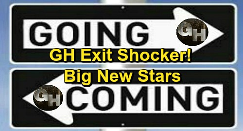 General Hospital Spoilers: Comings and Goings – Major GH Departure – Exciting Debuts and Big Returns