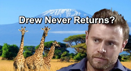 General Hospital Spoilers: Drew Never Returns To Port Charles - Could This Happen?