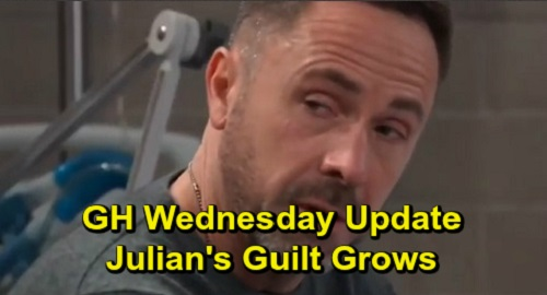 General Hospital Spoilers: Wednesday, December 11 Update – Harmony Faces Willow's Warning – Josslyn Supports Michael – Julian's Guilt Grows