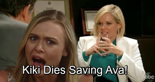 General Hospital Spoilers: Kiki Dies Trying to Save Ava in Shocking Twist – Ryan Warning Attempt Ends in Deadly Disaster?