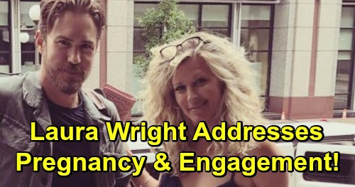 general hospital laura wright carly corinthis wes ramsey peter henrik august