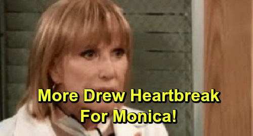 General Hospital Spoilers: Double Drew Heartbreak for Monica – Must Accept Real Drew Is Gone as Franco Gets His Life Back