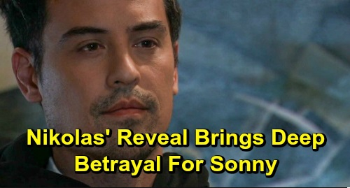General Hospital Spoilers: Nik Reveal Brings Deep Betrayal for Sonny – Carly Desperate to Fix Marriage, Struggles to Clean Up Jax's Mess