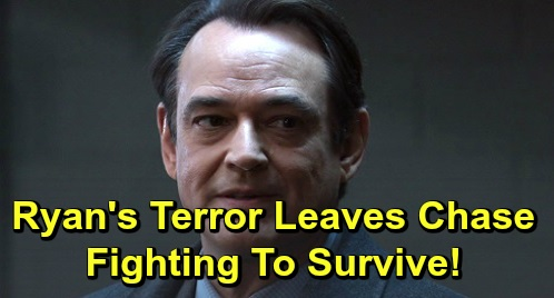 General Hospital Spoilers: Ryan's Terror Leaves Chase Fighting to Survive - Willow Fears The Worst?