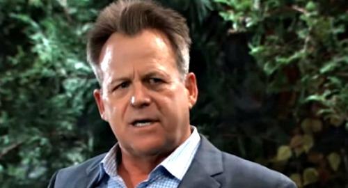 General Hospital Spoilers: Kin Shriner Says Scott Baldwin Would Love To See Sonny In Jail