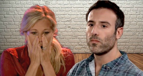 General Hospital Spoilers: Coby Ryan McLaughlin Drops Huge Hint About Danger for Carly – Shiloh Causes Baby Miscarriage?