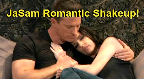 General Hospital Spoilers: Jason and Sam Romantic Shakeups, Will Temptation Strike - Co-Head Writer Speaks Out On 'JaSam' Future