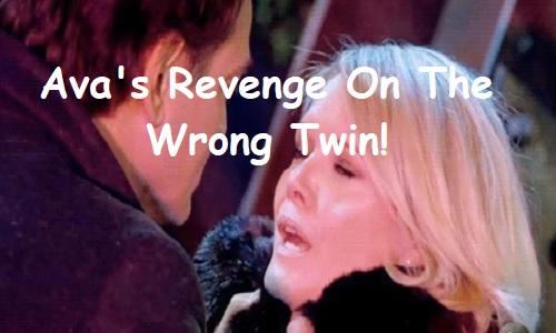 General Hospital Spoilers: Drunk Ava Confuses Kevin for Ryan – Seeks Vengeance for Kiki In Shocking Showdown