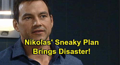 General Hospital Spoilers: Nikolas' Sneaky Plan Brings Disaster – Valentin More Dangerous Than Ever with Nothing Left to Lose?