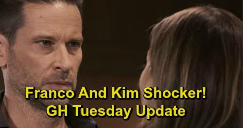 General Hospital Spoilers: Tuesday, September 17 Update – Liz Faces Kim and Franco Shocker – Cassandra Showdown – Willow Comforts Michael