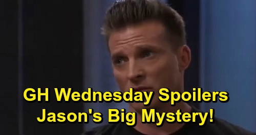 General Hospital Spoilers: Wednesday, September 18 – Peter's Shady Meeting Brings Change of Plans – Shiloh's Vital Call – Jason's Mystery
