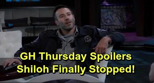 General Hospital Spoilers: Thursday, September 26 – Sam Prevents Jason's Murder, Shiloh Finally Stopped – Maxie Grills Peter