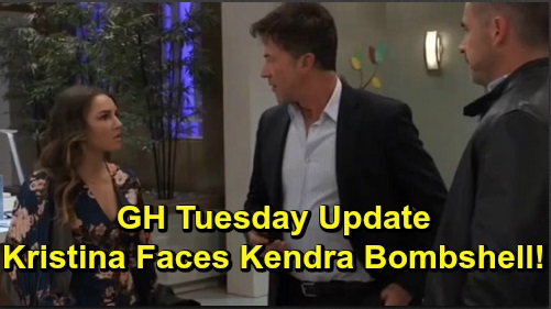 General Hospital Spoilers: Tuesday, December 3 Update – Car Crash Leaves Lucas in Critical Condition – Kristina Faces Kendra Bombshell
