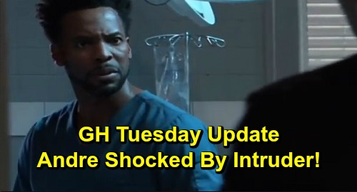 General Hospital Spoilers: Tuesday, December 10 Update – Andre Shocked by Intruder, Peter's Hitman Fails – Nina Assures Ava of Loyalty