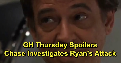 General Hospital Spoilers: Thursday, December 12 – Chase Investigates Ryan's 'Attack' on Nelle – Sam Has No Choice – Willow Supports Brad