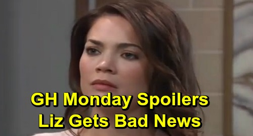 General Hospital Spoilers: Monday, December 16 – Andre's Troubling News for Liz and Cam – Portrait War Is On – Peter Reassures Anna