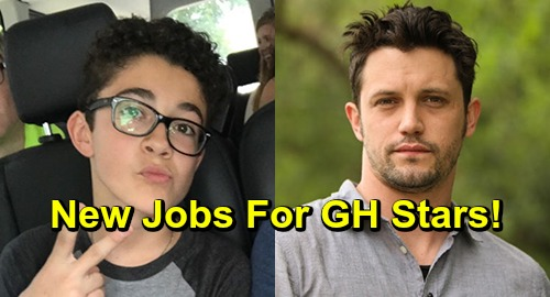 General Hospital Spoilers: GH Stars Nathan Parsons and Nicolas Bechtel Get New Jobs Together