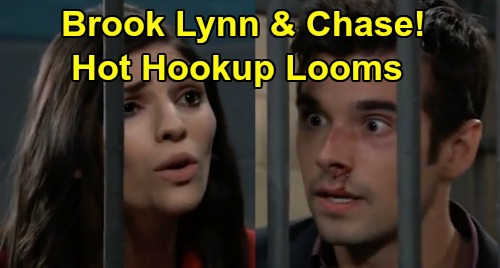 General Hospital Spoilers: Brook Lynn & Chase's Hot Hookup – Tension & Big Problems Build to Passion Explosion?