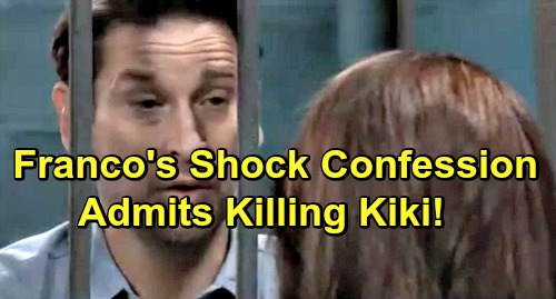 General Hospital Spoilers: Liz Stunned When Franco Pleads Guilty to Murders – Jordan's Sneaky Plan Leaves Friz Bond Shaken